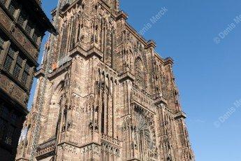 Strasbourg:  la cathédrale