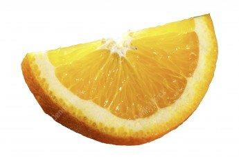 quartier d'orange