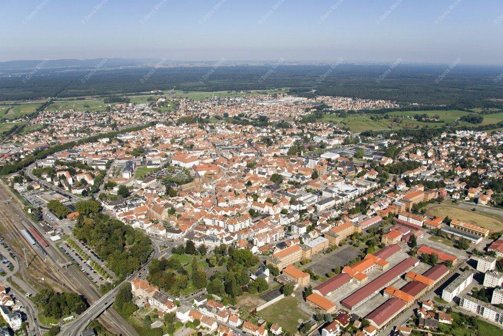 Haguenau centre