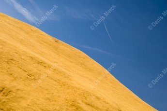 Les ocres jaune de Roussillon