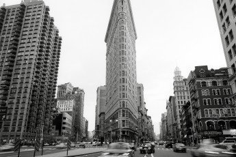 Flatiron Building à New York