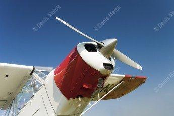 Avion monoplan