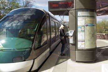 Strasbourg le tram