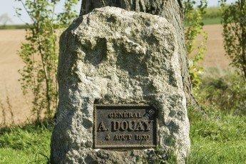 tombe du général A. Douay