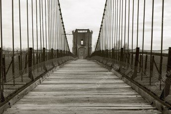 Le vieux pont de Rochemaure