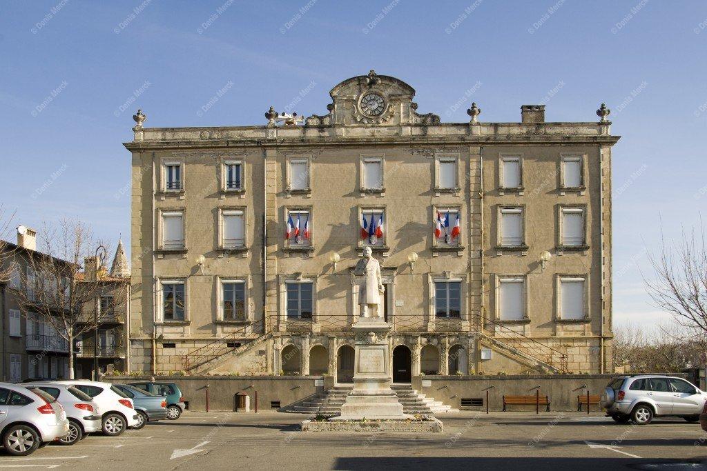 Mairie de Bourg St Andéol