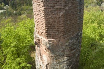 Donjon du chateau du Wasigenstein