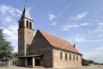 église de Bitschhoffen