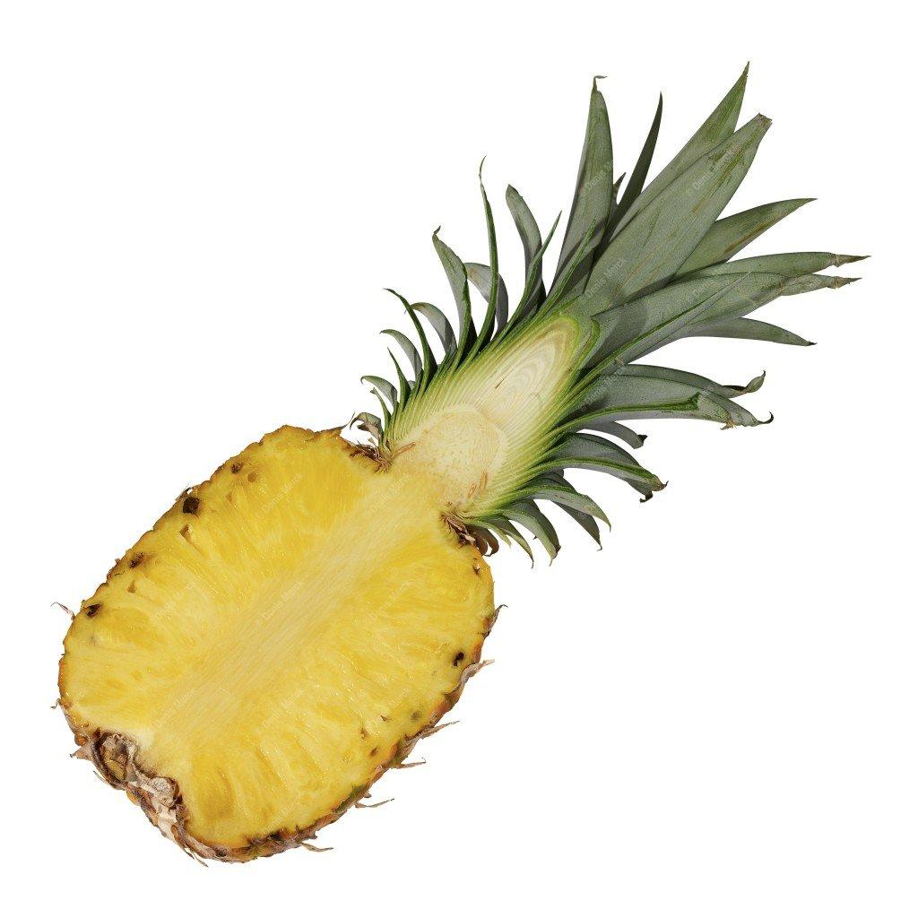 Ananas détourée