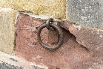 anneau d'amarrage