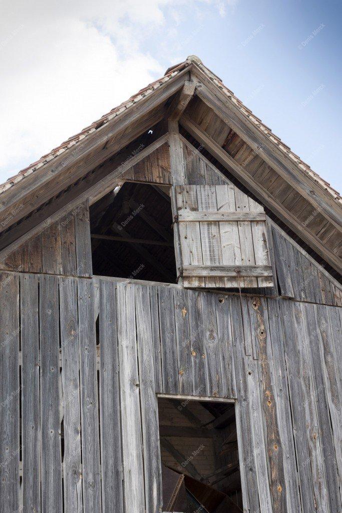 Maison en bois denis merck photographe professionnel for Maison en bois alsace