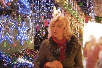 Strasbourg : Lumières du marché de Noël
