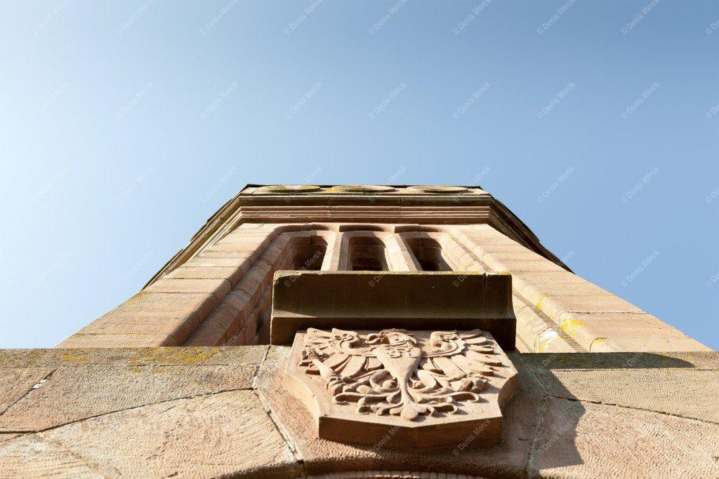 La tour mémorial d'Elsasshausen à été construite en mémoire de la Bataille de Reichshoffen