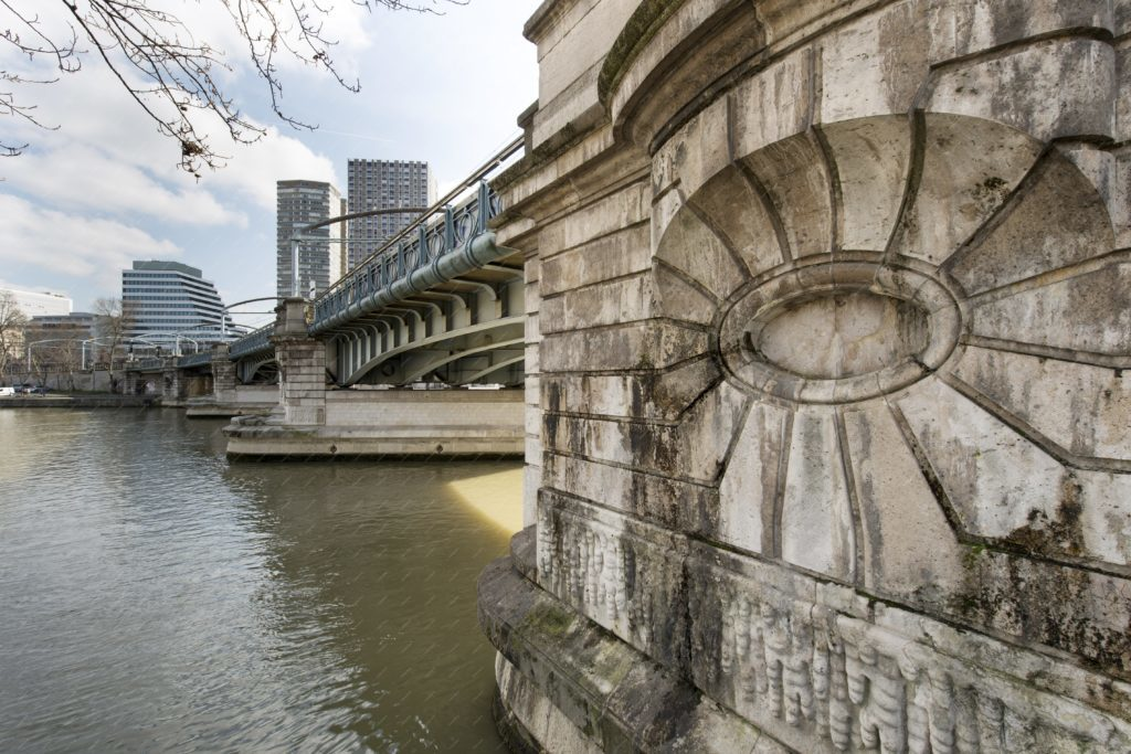 Pont Rouelle à Paris