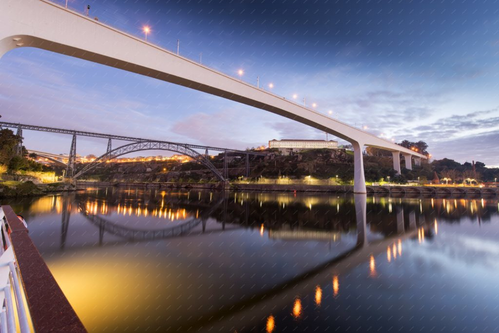Ponte Sao Joao à Porto