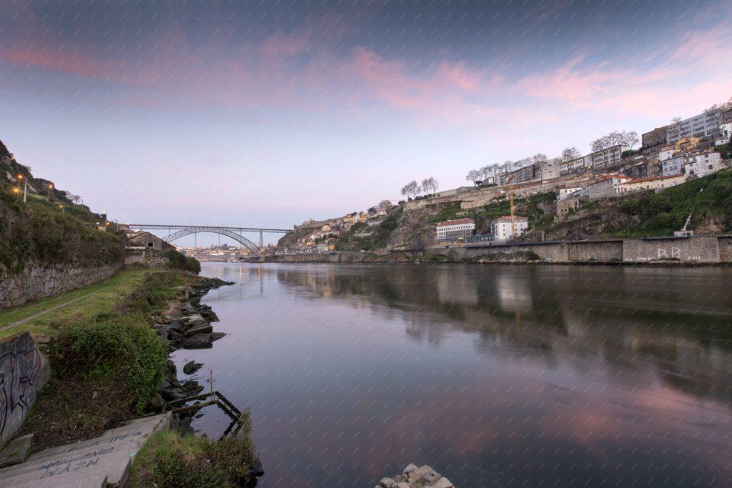 Douro à Porto - Portugal