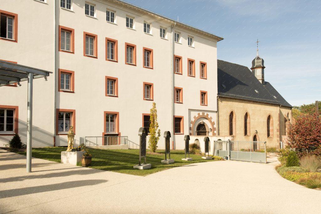 Le Sanctuaire Notre-Dame des Trois-Épis