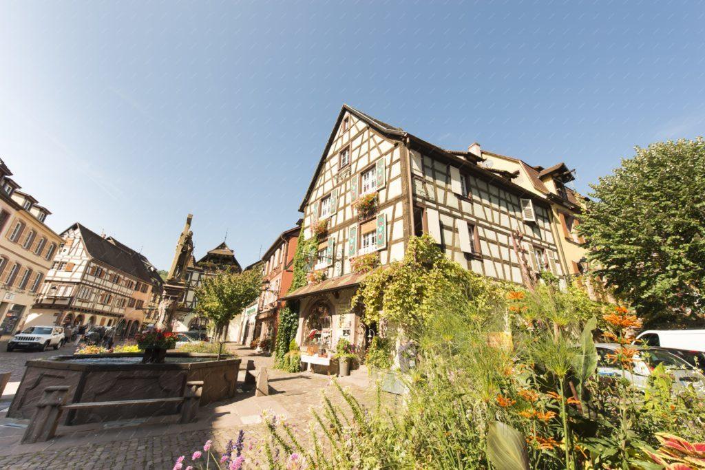 Le centre historique de Kaysersberg