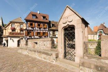 Kaysersberg - Le village préféré des Français en 2017