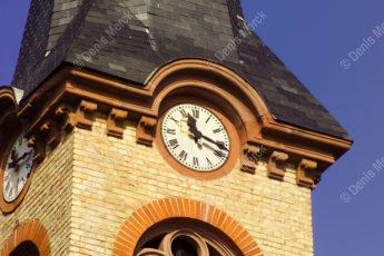 Horloge du clocher de Siegen
