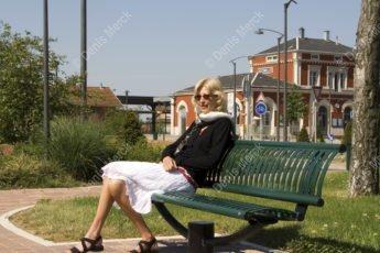 la gare à Bischwiller