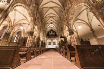 L'abbatiale de Wissembourg