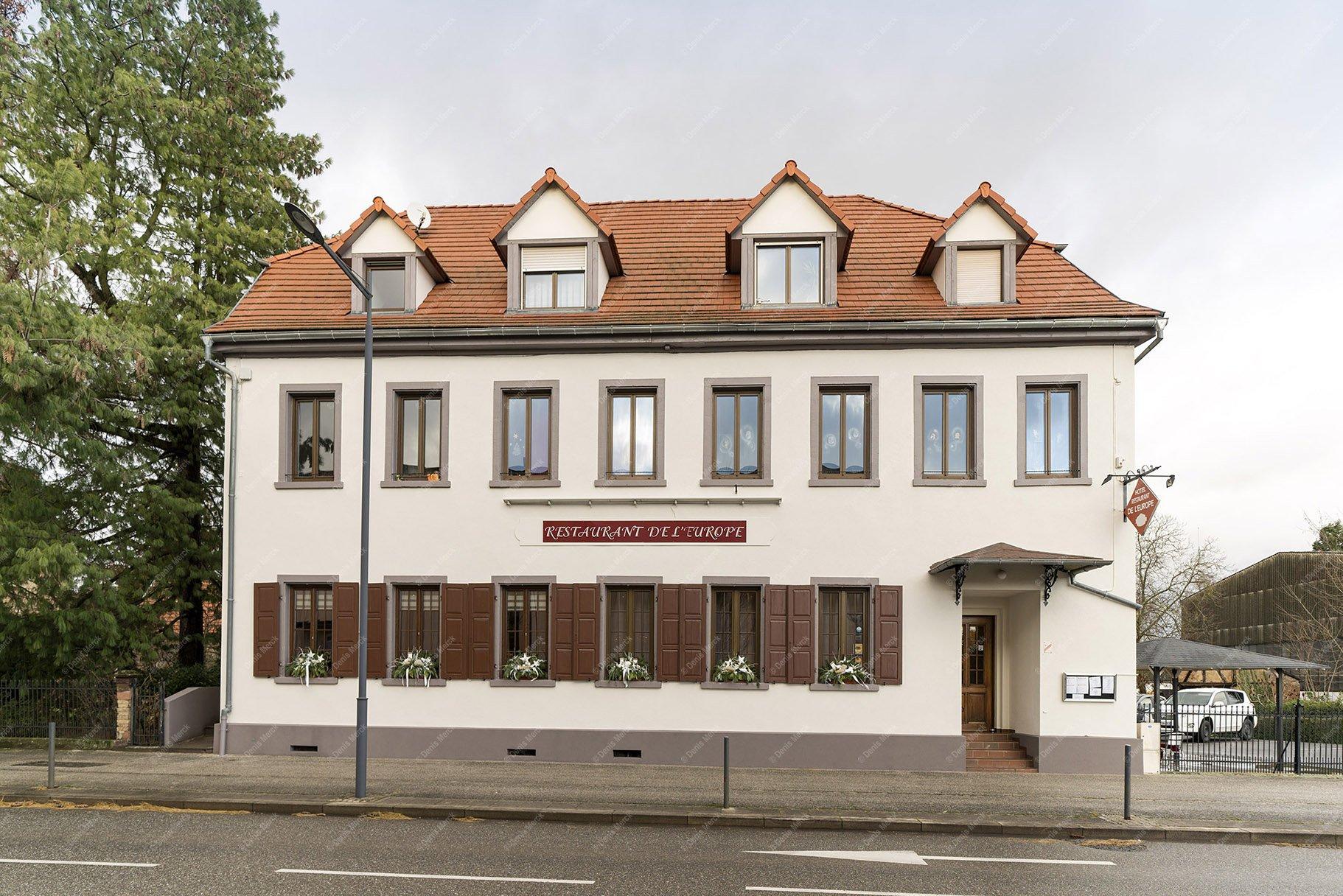 Restaurant de l'Europe - Wissembourg