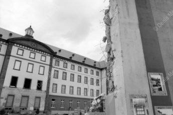 Photo mur de prison