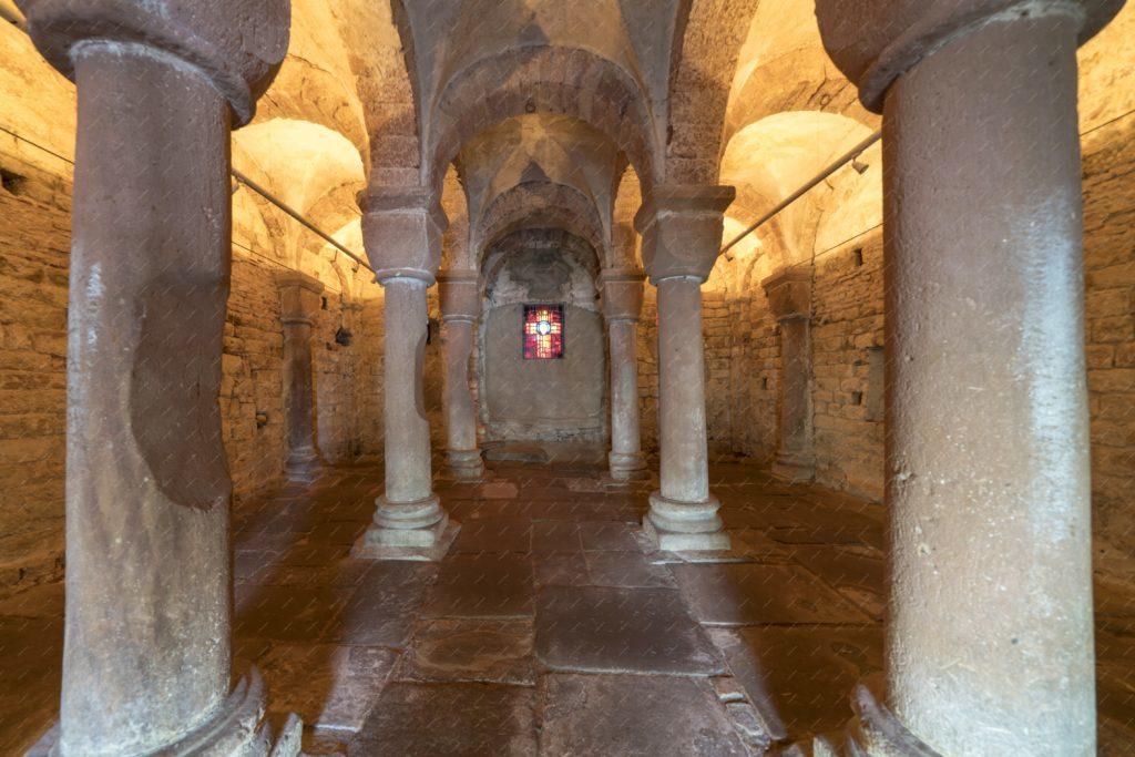 la chapelle romane
