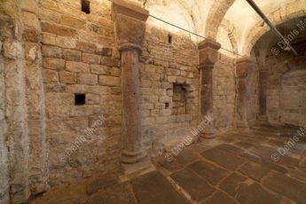 Wissembourg - la chapelle romane