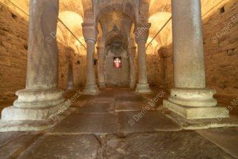 La chapelle Romane de l'abbatiale de Wissembourg