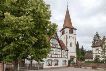 église protestante de Lembach