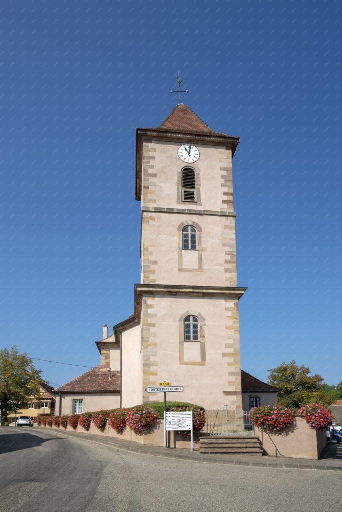 L'église de Dahlenheim