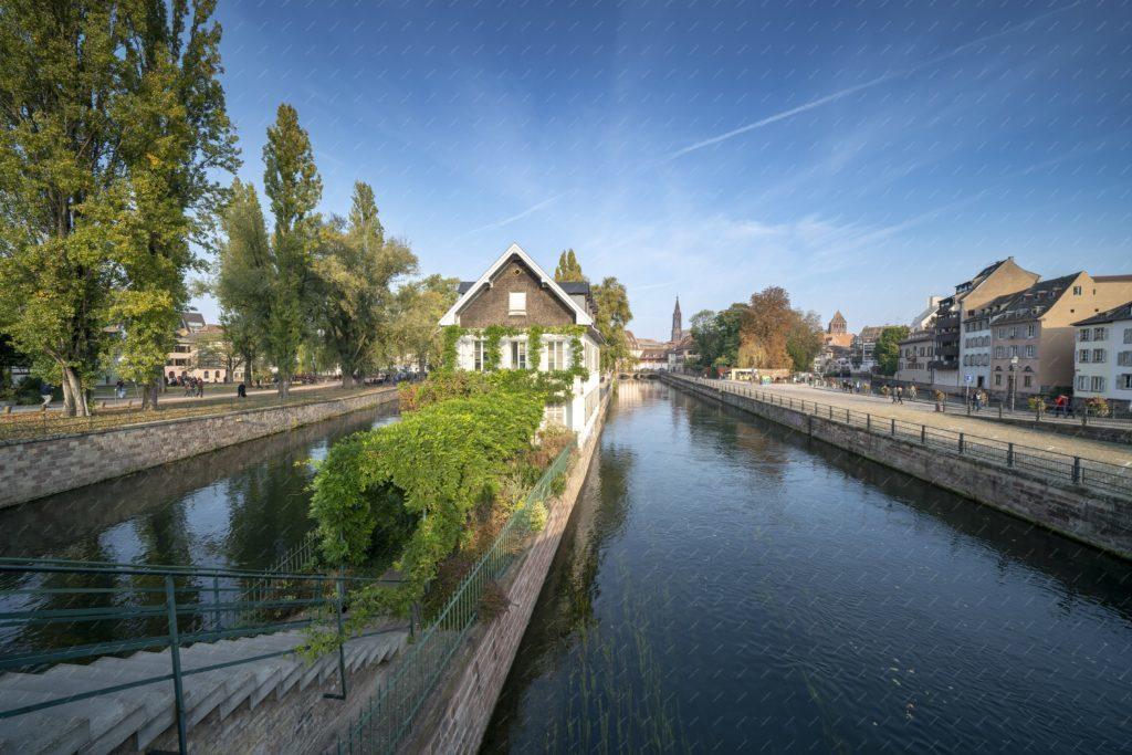 Strasbourg : photo de la Petite France