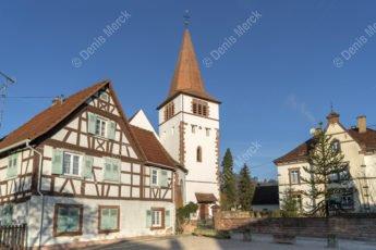 Eglise protestante de Lembach