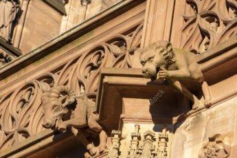 Gargouilles de la cathédrale de Strasbourg