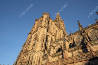 Photo de la cathédrale de Strasbourg