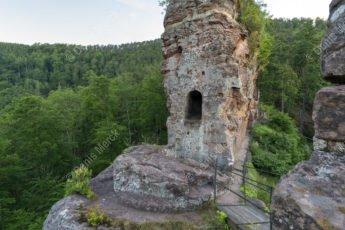 Ruine du château du Frœnsbourg