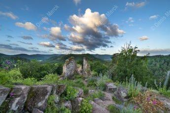 Le château du Schoeneck