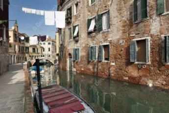 Venise Sottoportego del Bezzo - Sottoportego Stella