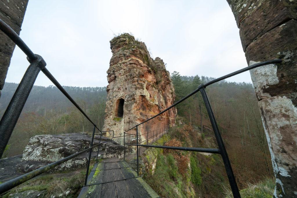 Château du Froensbourg Alsace